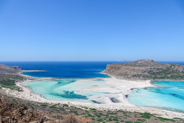 Balos Beach Crete Greece