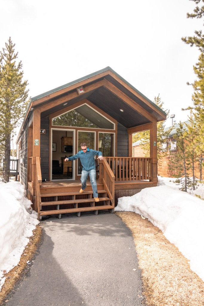 Explorer Cabins West Yellowstone Montana