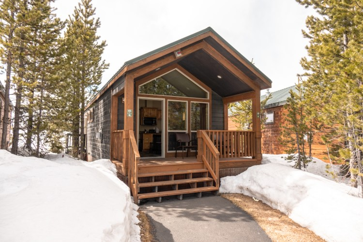 West Yellowstone Explorer Cabins