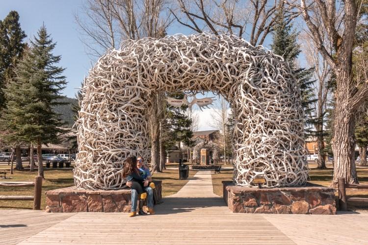 Grand Teton Road Trip Jackson Hole Square