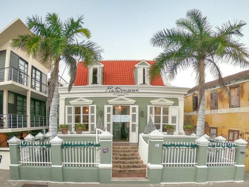 Pietermaai Boutique Hotel Willemstad Curaçao