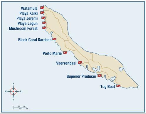 Scuba Diving in Curaçao