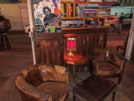 Miles Jazz Cafe Interior, Pietermaai, Curaçao