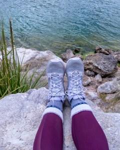 D's Hiking Boots in Ecuador- Keen Terradora