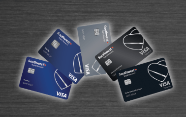 Chase Southwest personal and business credit cards 2020