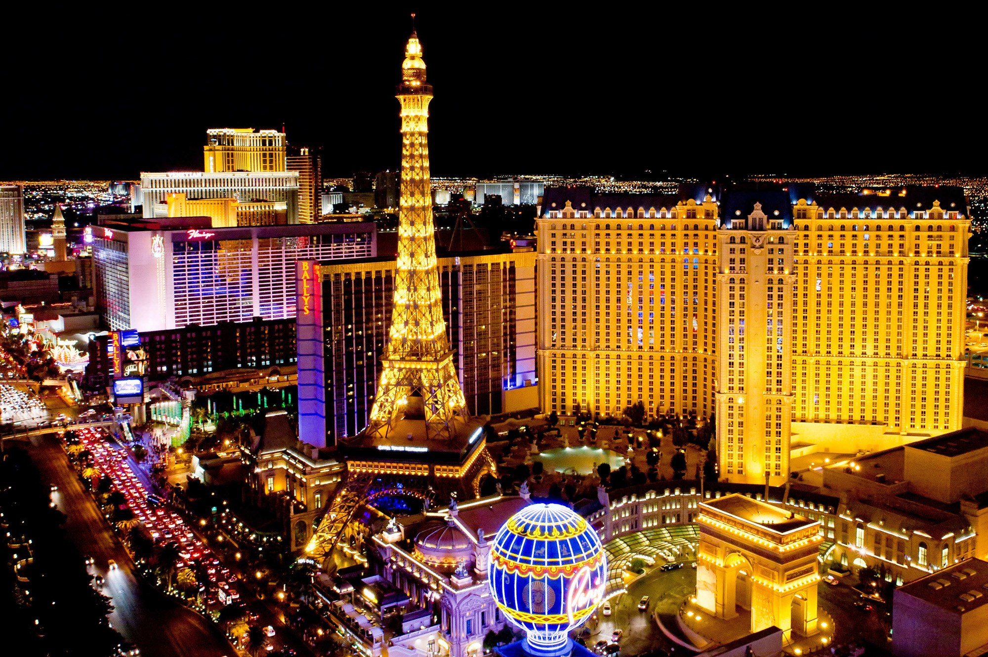 Las Vegas Strip Hd Wallpaper Marvelous Las Vegas Travel Highlighter