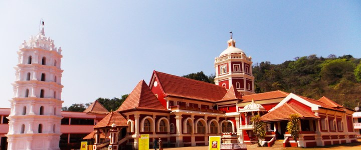 Temple Run at Goa's Preserved Shrines