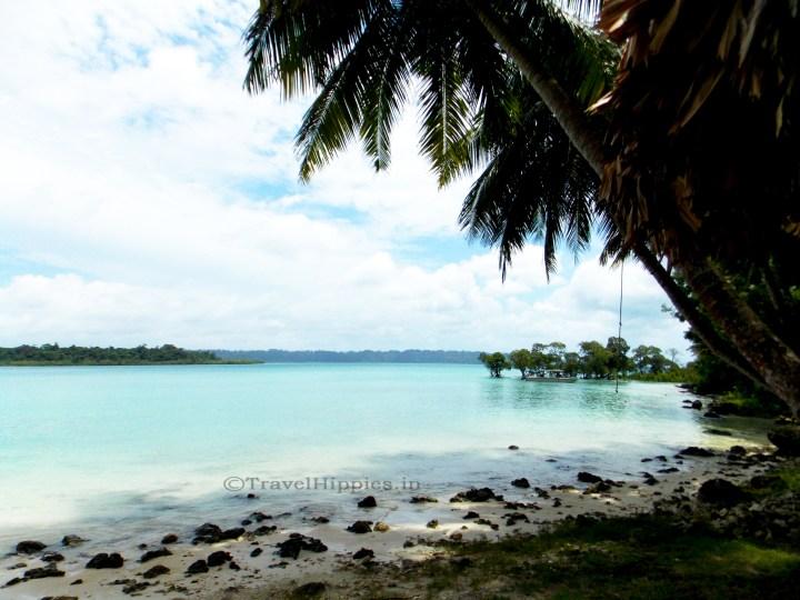 Havelock Island ,Radha NAgar Beach in Havelock island is the most beautiful beach of India