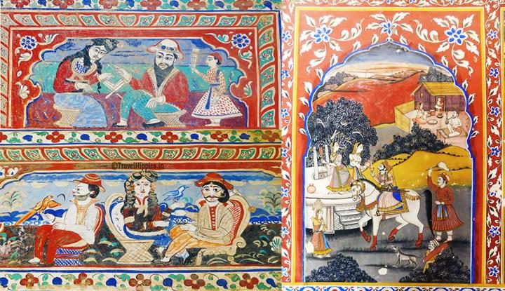 Places to see at Mandawa - a Shekhawati Village