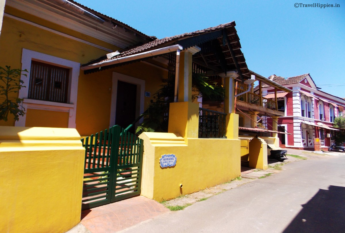 A walk through the Colourful Portuguese Colony of Goa - Photo story