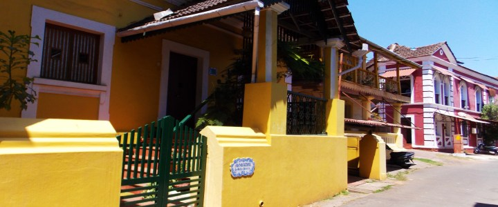 A walk through the Colourful Portuguese Colony of Goa – Photo story