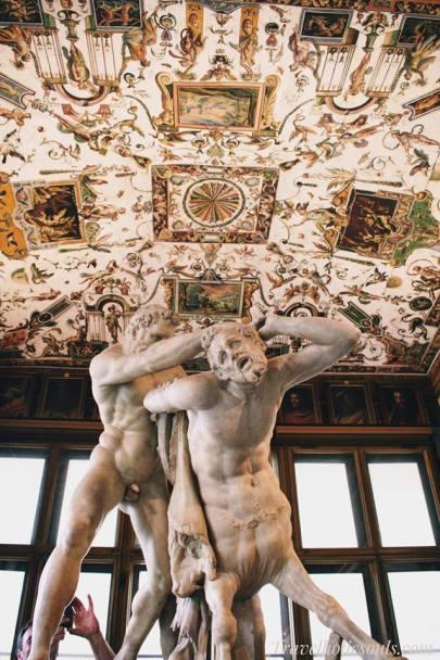 Museo degli Uffizi a Firenze