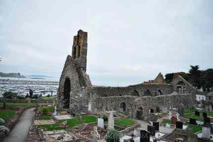 Nessans church in irlanda