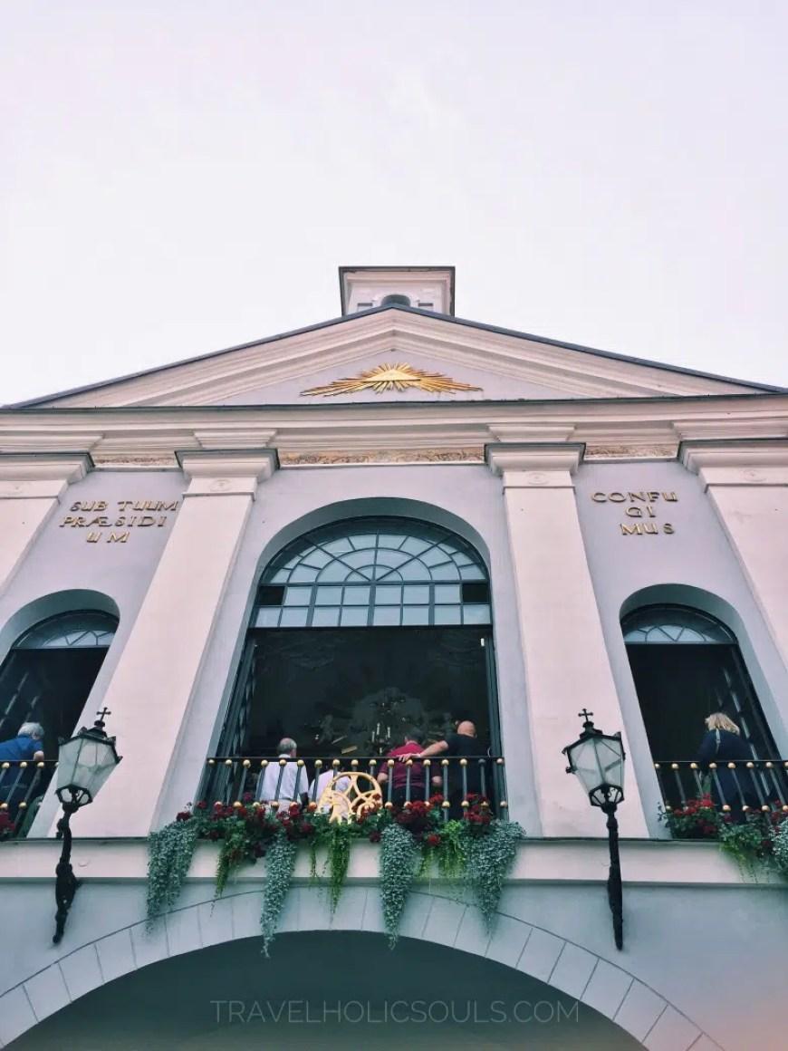 Cappella della Beata Vergine a Vilnius