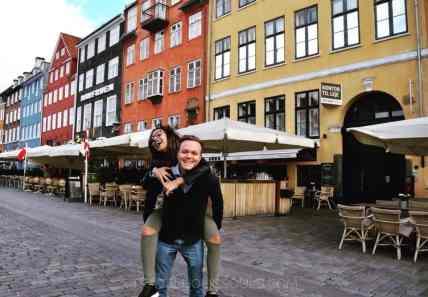 coppia al nyhavn