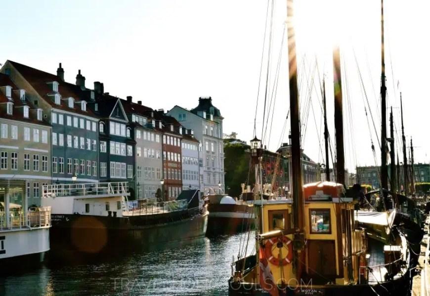 Nyhavn porto