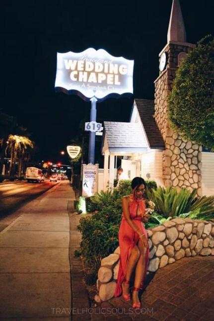 Matrimonio a Las Vegas, USA