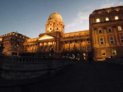 Palazzo reale Budapest