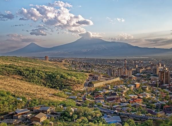 קו הרקיע של ארמניה