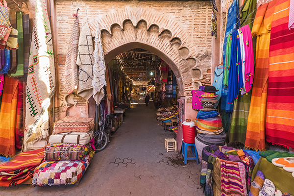 Jamaa el Fna market, Marrakesh