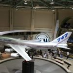Museum of Aeronautical Sciences near Narita Airport - Japan