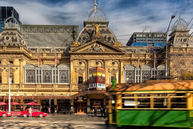 The Princess Theatre • Melbourne • Victoria