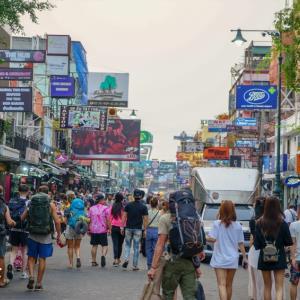 【泰國曼谷】考山路&交通:美食,景點圖片,480