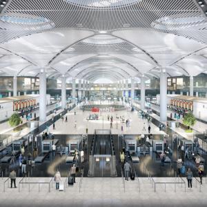 【土耳其伊斯坦堡新機場IST】İstanbul Havalimanı|Istanbul New Airport - 輕旅行