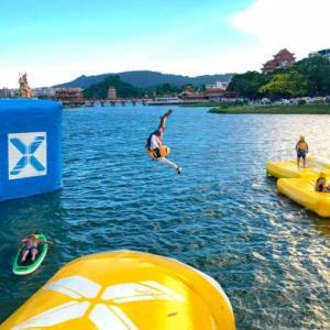 夏天就是要玩水劃獨木舟!全臺最新15條水上活動懶人包 - 輕旅行