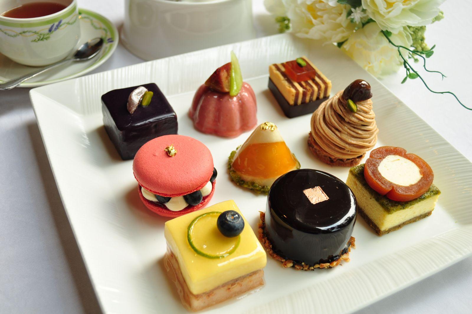 全臺超夢幻下午茶第三名:美麗信花園酒店青庭花園餐廳 - 輕旅行