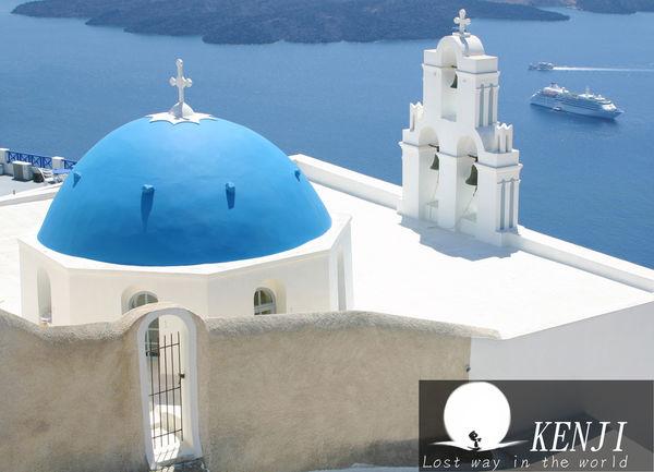 [迷走。希臘]聖多里尼島Santorini 最值得一遊的雙日落美景(費拉 與 伊亞),缺一不可,值得一看 - 輕旅行