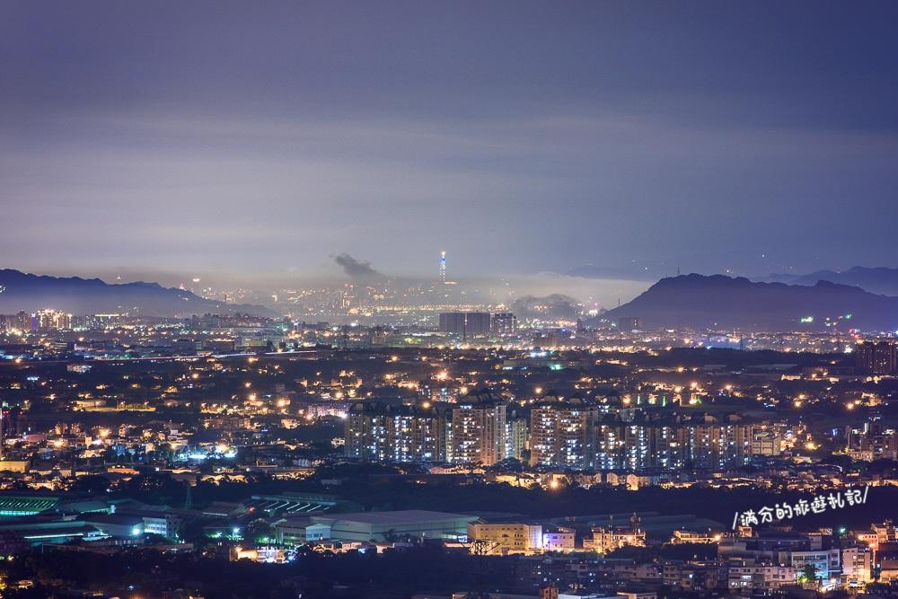 桃園龍潭美食》觀天下咖啡景觀餐廳 桃園美麗的百萬夜景 看得見101摩天大樓 - 輕旅行