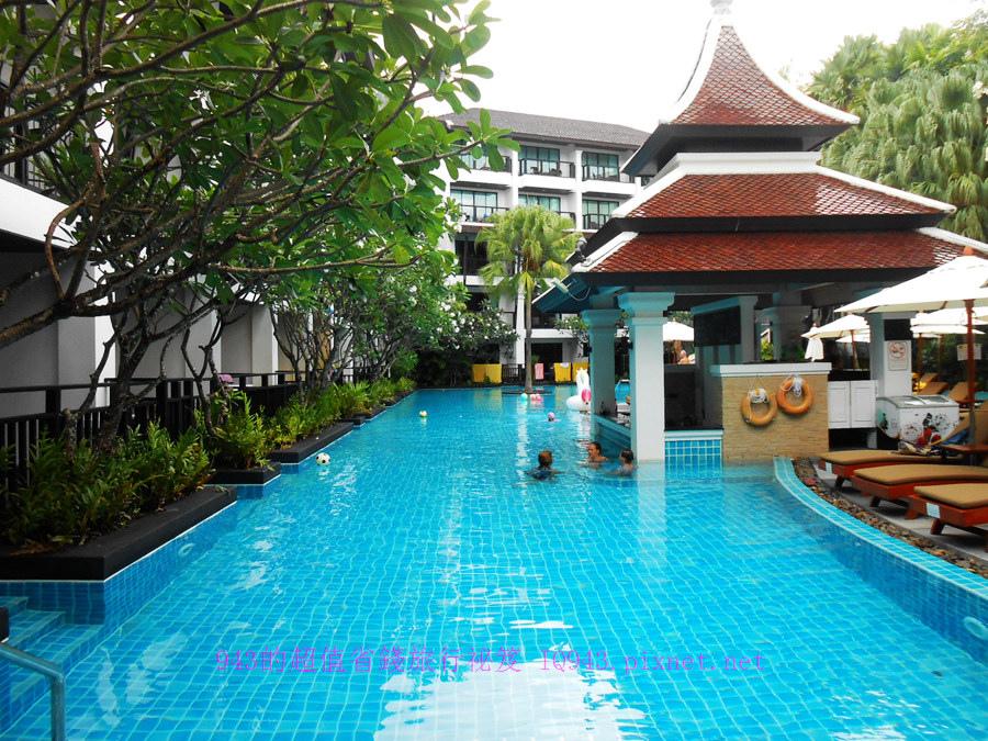 泰國喀比僅1千多元泳池飯店 Centara Anda Dhevi Resort and Spa - 輕旅行