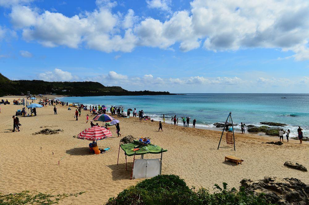 【恆春】陽光.沙灘.比基尼.墾丁白沙灣 - 輕旅行