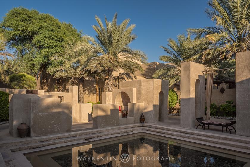 """Das """"Bab al Shams"""" mitten in der arabischen Wüste ist ein Traum aus 1001 Nacht, ein Wellness Resort und eine Eventlocation der Luxusklasse."""
