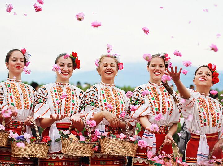 5 Unique Summer Festivals in Bulgaria