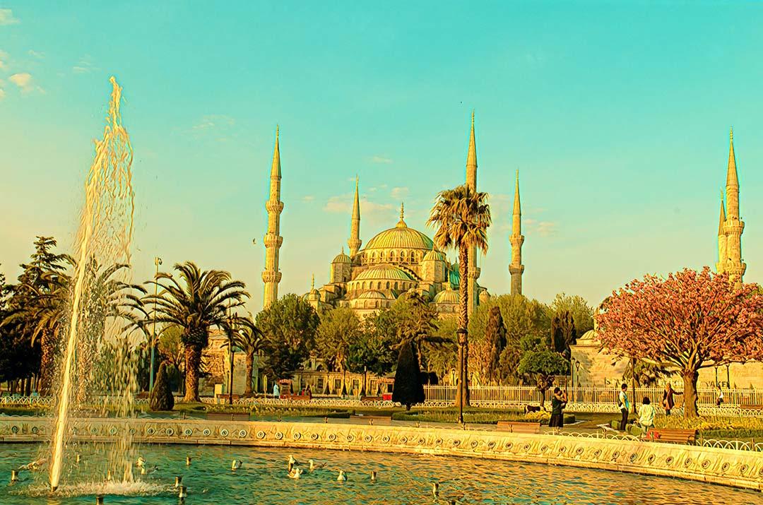 Kaunas Istanbul Turkey Weekend