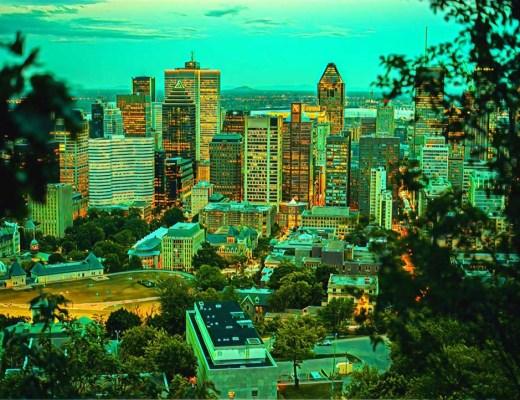 Vilnius Montreal Canada