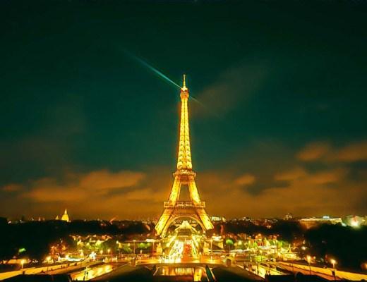 Vilnius Paris France Weekend