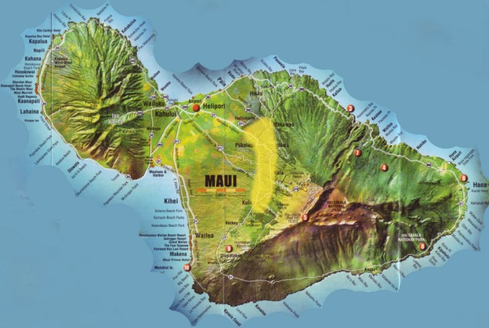 top places to live in maui