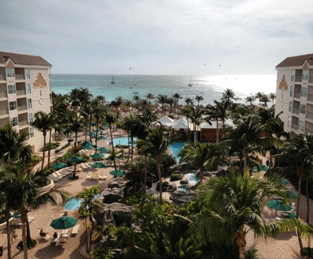 Marriott Ocean Club Aruba