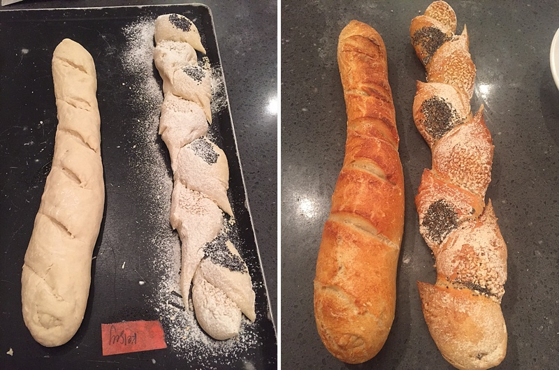 how to make a french baguette