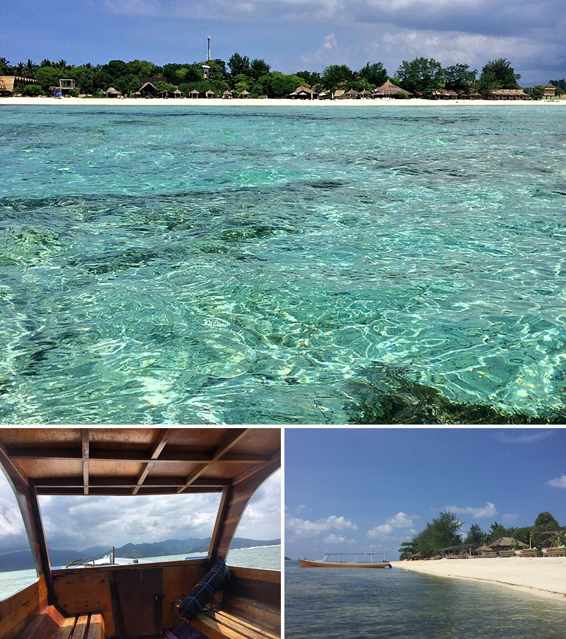 best activities gili air
