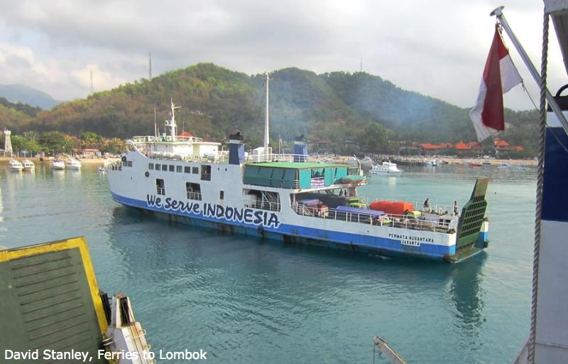ferry bali to lombok