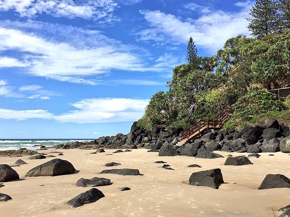 where to live gold coast australia