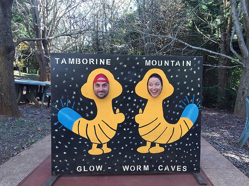 glow worm caves gold coast