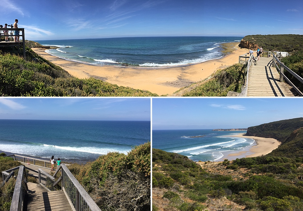 best surfing beaches great ocean road
