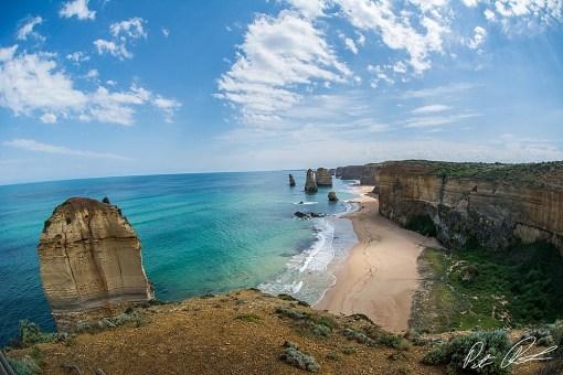 Camping Australia's Great Ocean Road