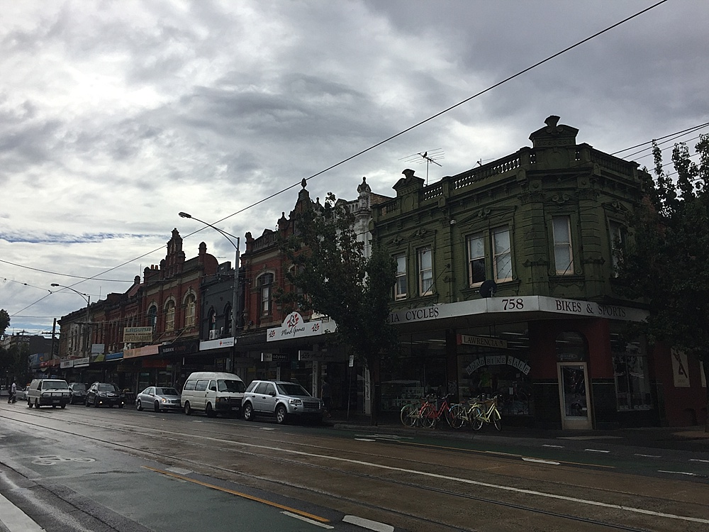 neighborhoods in melbourne