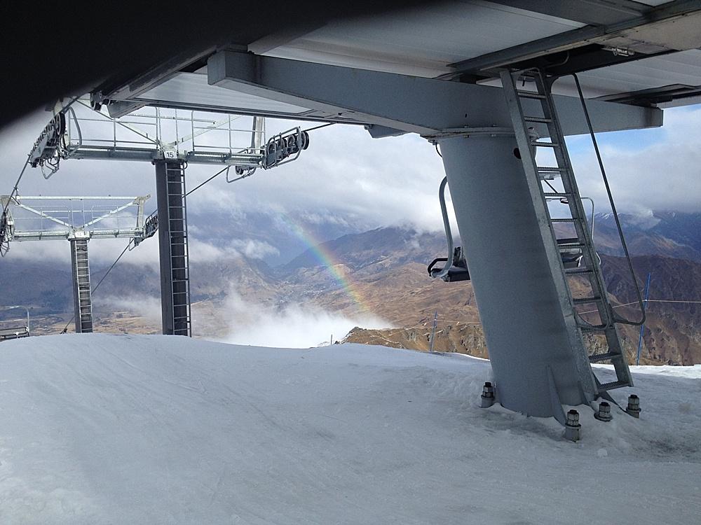 snowboarding coronet peak queenstown